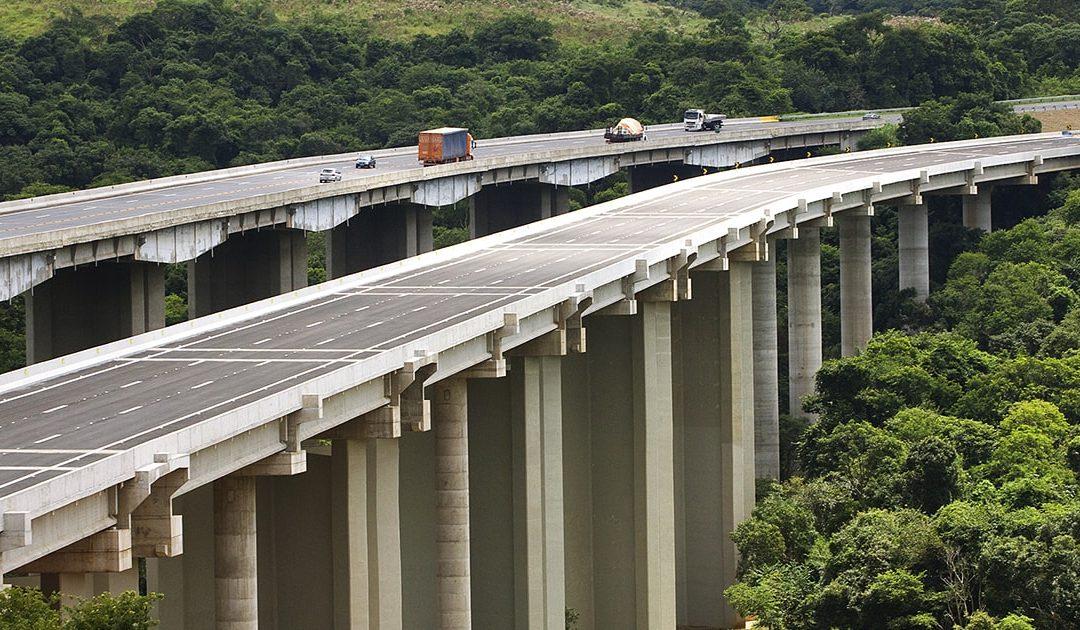 Obras de recuperação e conservação continuam nas rodovias da CCR SPVias